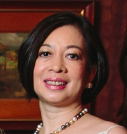<center>Patricia Margarita R. Yaptinchay</center>